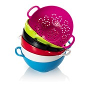Zeal Colanders Assorted Colours 15cm (G209PACK)