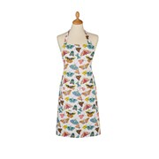 Cotton Apron Butterfly House (7BFH01)
