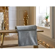 Cozy Comforts Throw Charcoal 152cm