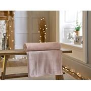 Cozy Comforts Throw  Pink 152cm