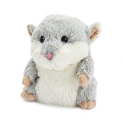 Warmies Plush Hamster Grey (CP-HAM-2)