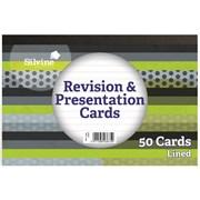 Revision & Presentation Cards 50s (CR50)