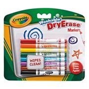 Crayola 8 Washable Markers (98-2002-E-000)