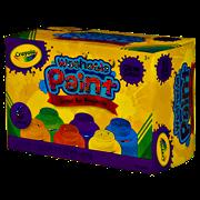Crayola 6 Washable Glitter Paints (54-2400-0-000)