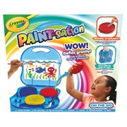 Crayola Paint-sation On The Go (919727.006)