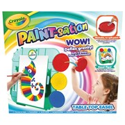 Crayola Paint-sation Table Top Easel (919728.004)