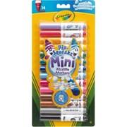 Crayola 14 Pipsqueaks Markers (03.8343)
