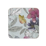 Creative Tops Ct Prem B/fly Floral  Coasters pk6 (C000298)