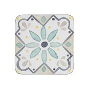 Creative Tops Ct Prem Green Tile Std Coasters pk6 (C000327)