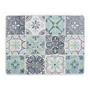 Creative Tops Ct Prem Green Tile Std Mats pk6 (C000326)