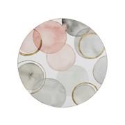 Creative Tops Ct Premium Gilded Spheres Round Mats 4pk (C000280)