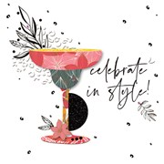 Celebrate In Style Card (CRER0006)