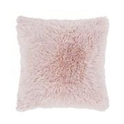 Catherine Lansfield Cuddly Cushion Blush 45cm