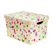 Curver Stockholm Deco Storage Box Butterfly 22ltr (230368)