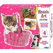 Cute Kittens Mosaic Art Set (4204)