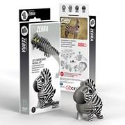 Eugy Zebra 3d Craft Set (D5014)