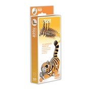 Eugy Tiger 3d Craft Set (D5015)