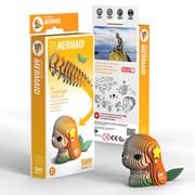 Eugy Mermaid 3d Craft Set (D5018)