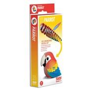 Eugy Parrot 3d Craft Set (D5021)
