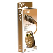 Eugy Owl 3d Craft Set (D5023)
