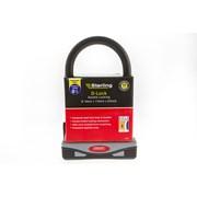 Sterling Locks Sold Secure D-lock 27cm (272S)
