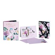 Design By Violet Garden Of Eden Notecards (DBV-53-8NC)