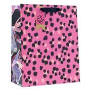 Design By Violet Abstact Leopard Gift Bag Large (DBV-66-L)