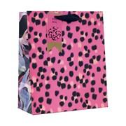 Design By Violet Abstact Leopard Gift Bag Medium (DBV-66-M)
