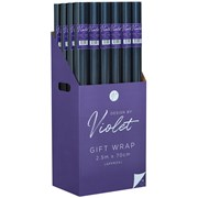 Design By Violet Onyx Foil Roll Wrap 2.5mt (DBV-71-GW)