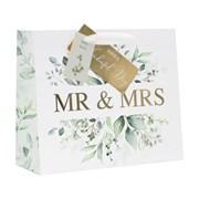 Design By Violet Mr & Mrs Shopper Gift Bag Medium (DBV-82-MS)