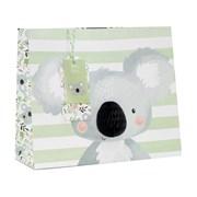 Design By Violet Hello Koala Shopper Gift Bag Medium (DBV-86-MS)