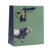 Design By Violet King Of The Jungle Gift Bag Med (DBVED-11-M)