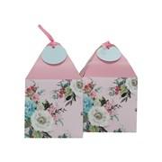 Design By Violet Vintage Floral Gift Box Twinpack (DBVED-37-FBX)