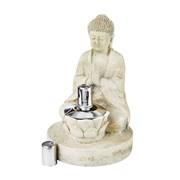 Oil Burner Buddha 26.5cm (DC213140)