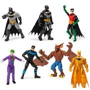 "Dc Batman 4"" Figure Assorted (6055946)"