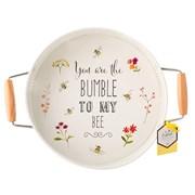 David Mason Design Bee Happy Serving Tray (DD935A01)