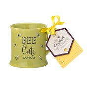 David Mason Design Bee Happy Cute Tankard Mug Small (DD09CDA01)