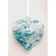 Birthstone Heart December 7cm (BH012D)