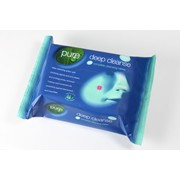 Pure Deep Cleanse Wipes 25s
