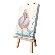 Deirdre Canvas Cutie 15x20 (CCTEL011)