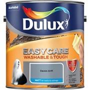 dulux Easycare W&t Matt Denim Drift 2.5l (5260801)