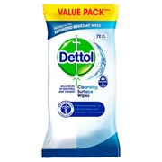 Dettol Anti Bac Wipes 72s (RB789643)