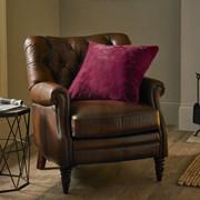 Deyongs Aspen Cushion Ruby 50cm (41009461)