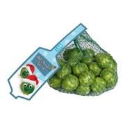 Kinnerton Solid Milk Choc Balls In Sprout Design Foil 75g (DL514)