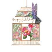 Hummingbird Card (DNEF0010)