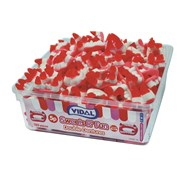 Vidal Jelly Double Teeth 5p Sweet Tub (1017597)