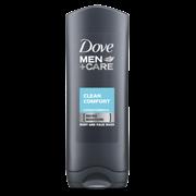 Dove For Men Shower Clean Comfort 250ml (94165)
