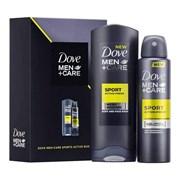 Dove Men + Care Sports Active Duo Gift Set (C001366)