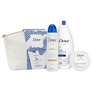 Dove Nourishing Beauty Washbag  Gift Bag Set (C003140)