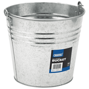 Draper Galvanised Steel Bucket 14l (53241)